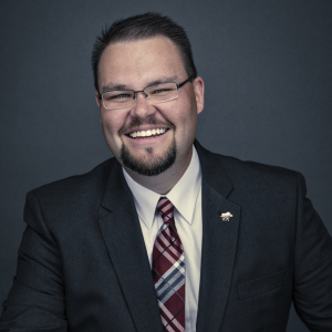 Dr. Ryan Baggett, Safety and Security, EKU Winter Faculty